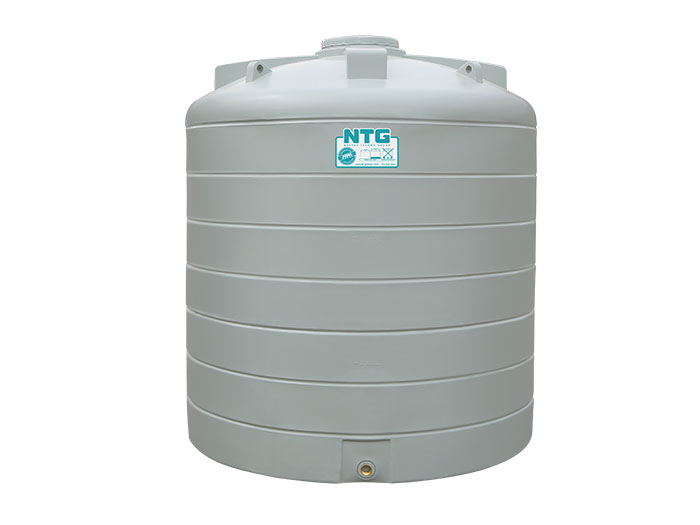 Large Capacity - Cylindrical Tanks Triple Layer